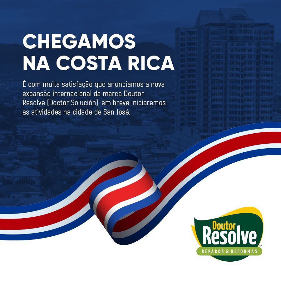 Llegamos Costa Rica!  com muita alegria e satisfao quehellip