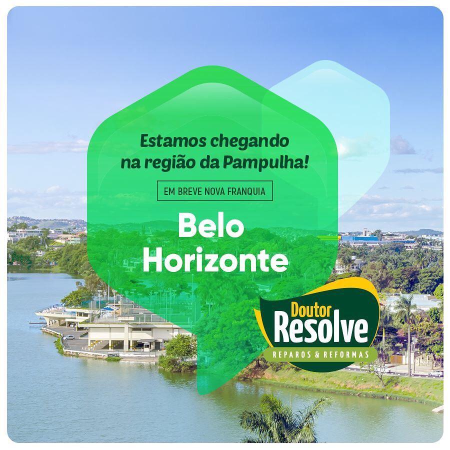 Ateno Belo Horizonte a Doutor Resolve est chegando com maishellip