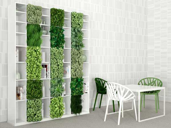 Jardim Vertical – Espacinho Verde Dentro de Casa
