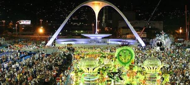 Carnaval – Sambódromo!!