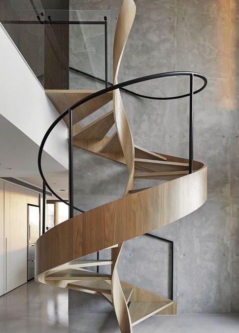 Estilos de escadas