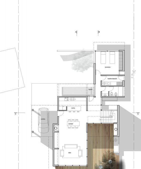 A importância de um projeto arquitetônico