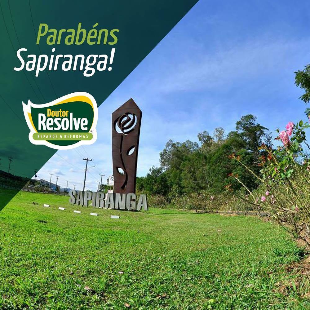 A Doutor Resolve parabeniza a cidade de Sapiranga pelos seushellip