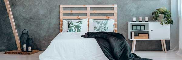 Cabeceira De Palete – Decoração Rústica e Criativa