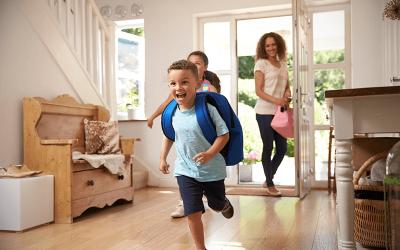 Férias escolares: como preparar a casa para esse período?